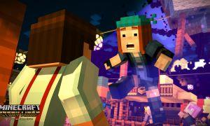 Minecraft: Story Mode podría llegar en octubre