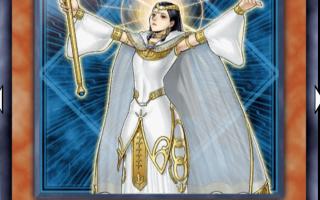 Estructura de deck: Ojos Azules en Duel Links