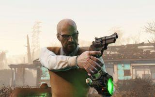 Los famosos creados en Fallout 4