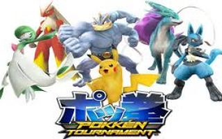 Pokken Tournament confirma su llegada al Wii U