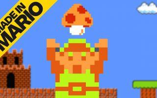 Desarrolladores de Mario Maker hablan de un Zelda Maker