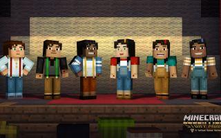 Minecraft: Story Mode te dejará escoger tu personaje