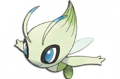pokemon-Celebi