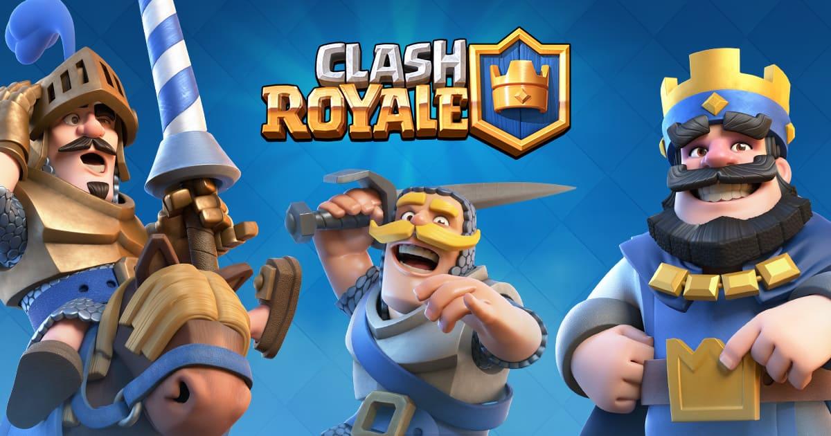 Las mejores Barajas de Clash Royale (Arenas 4 a 7) - 2017